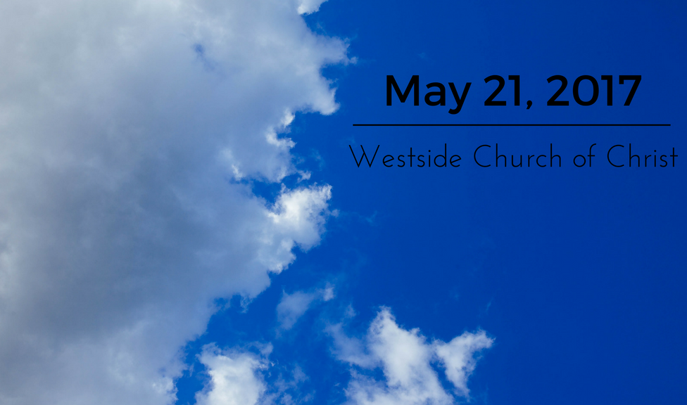 Westside News for May 21, 2017
