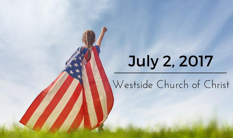 Westside News for July 2, 2017