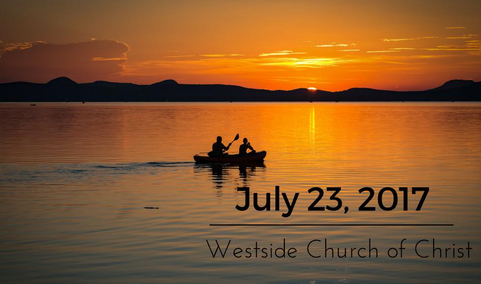 Westside News for July 23, 2017