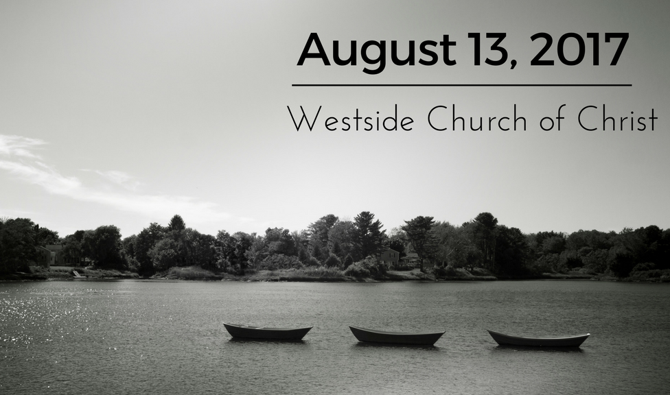 Westside News for August 13, 2017