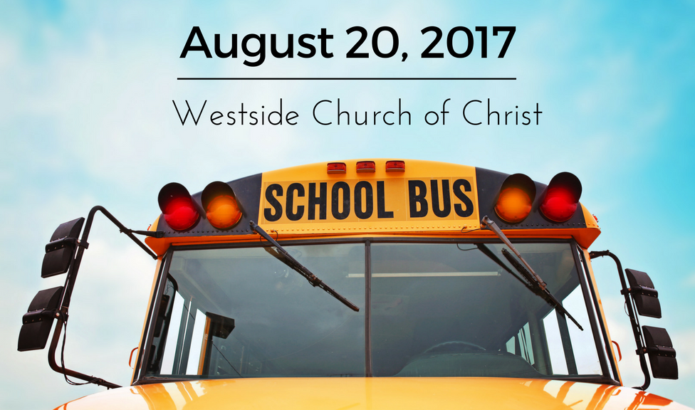 Westside News for August 20, 2017