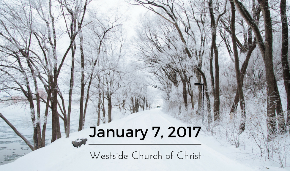 Westside News for January 7, 2017