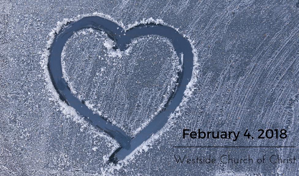 Westside News for February 4, 2018