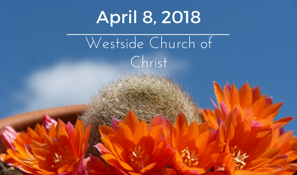 Westside News for April 8, 2018