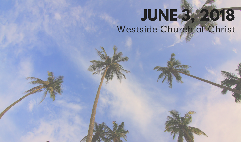 Westside News for June 3, 2018