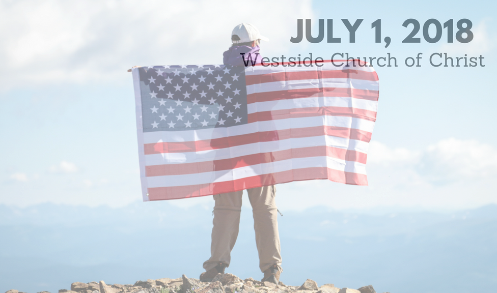 Westside News for July 1, 2018