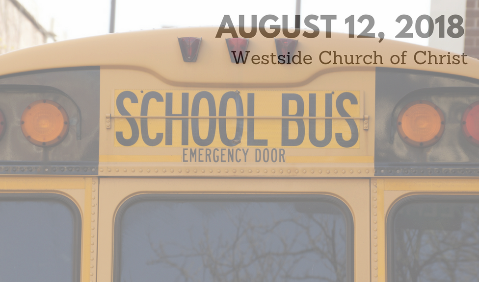 Westside News for August 12, 2018