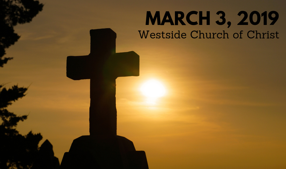 Westside News for March 3, 2019