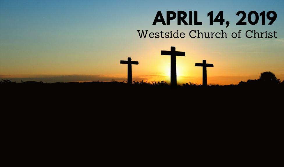 Westside News for April 14, 2019