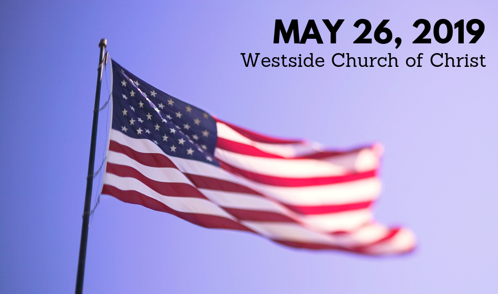 Westside News for May 26, 2019