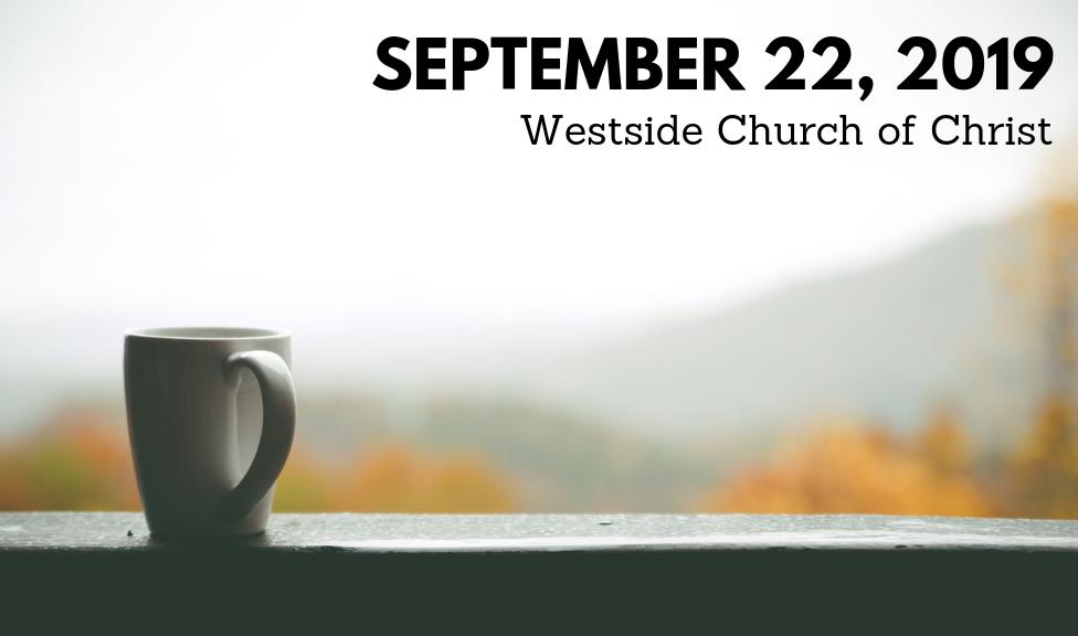 Westside News for September 22, 2019