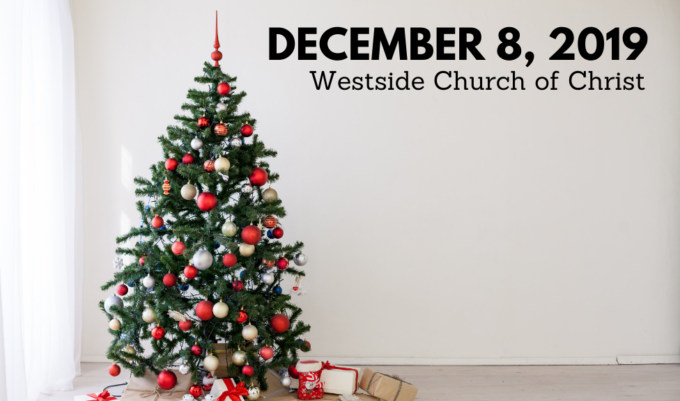 Westside News for December 8, 2019
